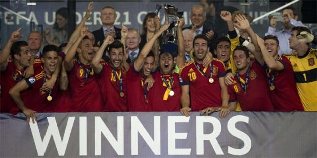 Campeones sub-21