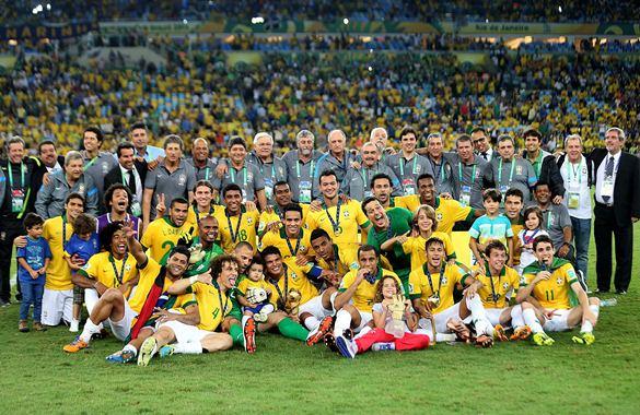 FINAL : BRASIL - ESPAÑA